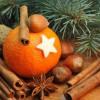 Детская ёлка из мандаринов — оригинальный вариант для встречи Рождества и Старого нового года
