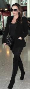 Виктория Бекхэм скрывает свою беременность