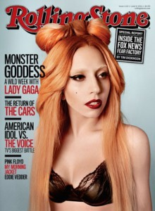 Леди Гага на обложке Rolling Stone