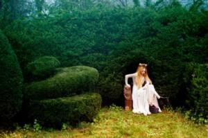 Спокойная Леди Гага
